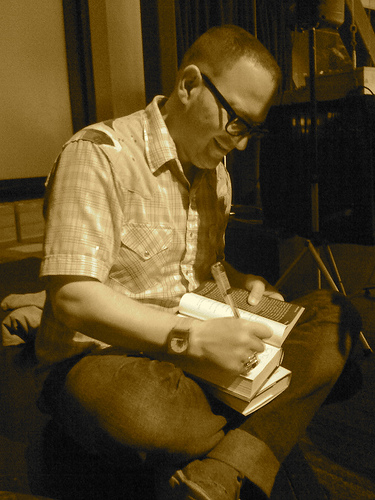 Cory Doctorow @ GeekReading